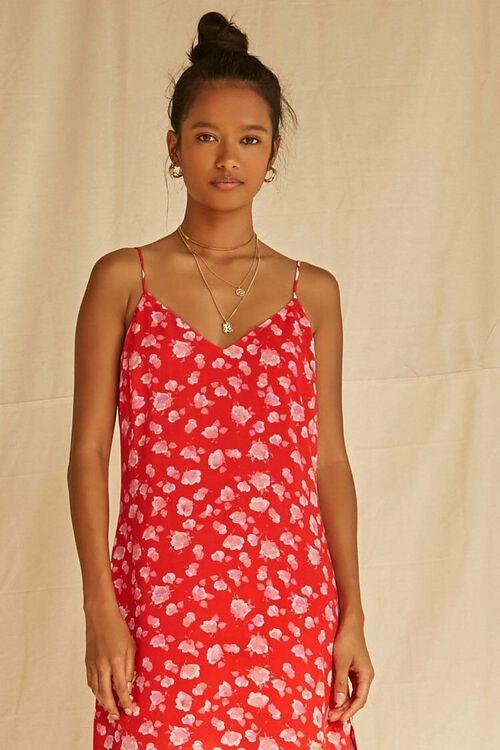 Floral Cami Maxi Dress, image 4