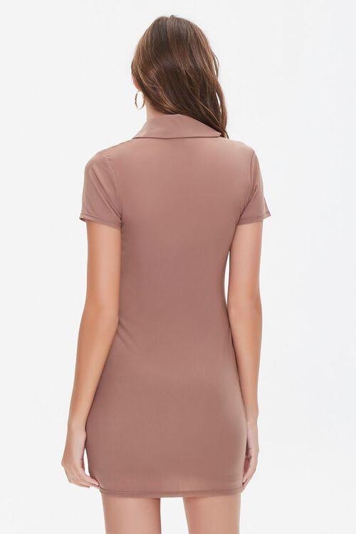 Mesh Shirt Dress, image 3