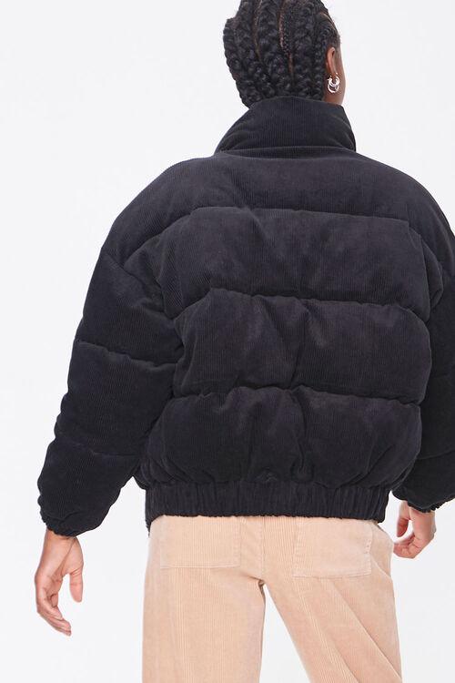 Corduroy Puffer Jacket, image 3