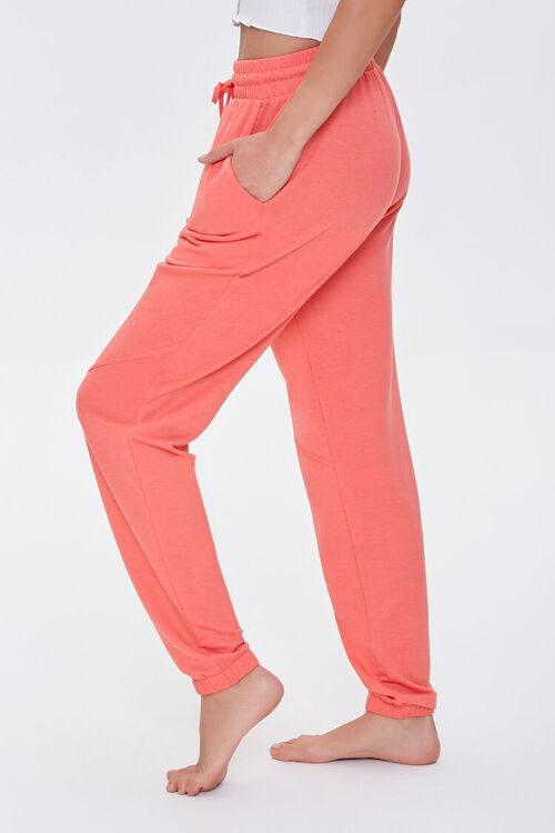 French Terry Drawstring Joggers, image 3