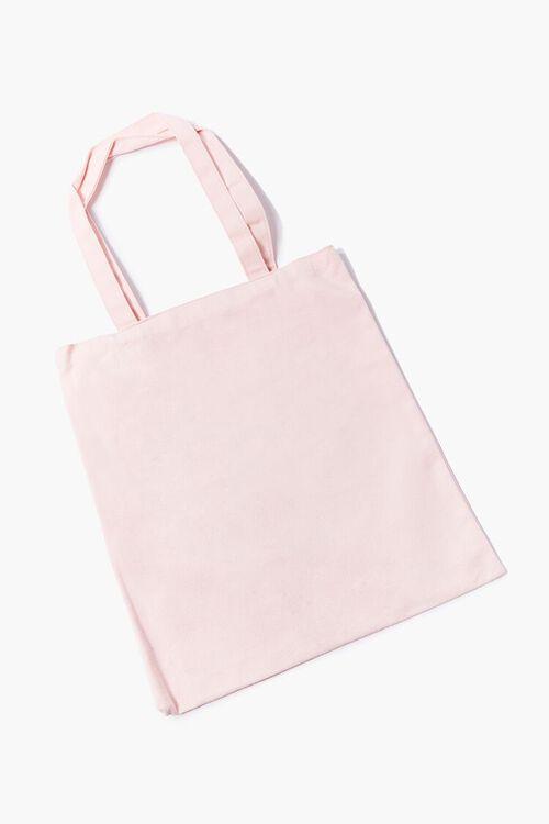 PINK/MULTI Txt Me Candy Tote Bag, image 2