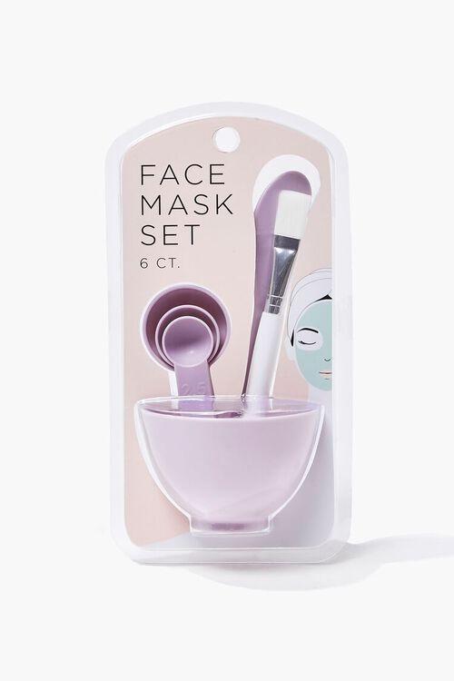 LAVENDER Face Mask Set, image 3