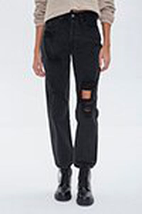High-Rise Boyfriend Jeans, image 2