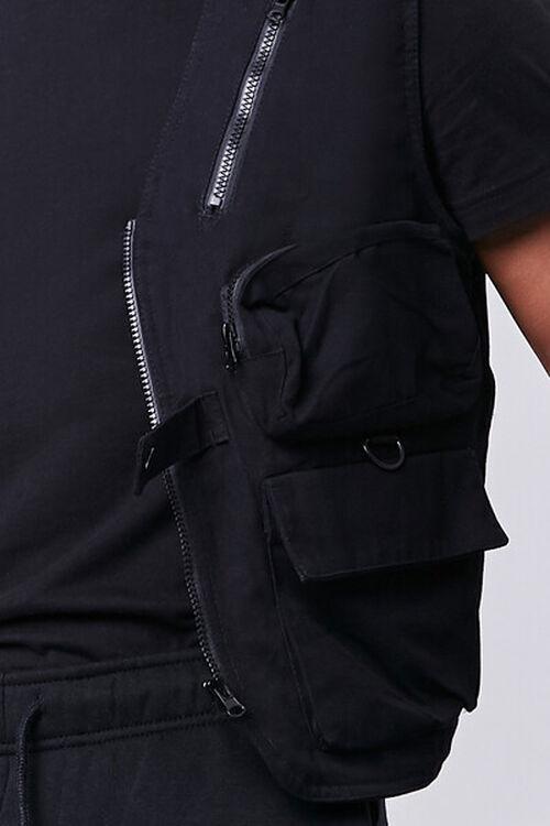 Zip-Up Utility Vest, image 5
