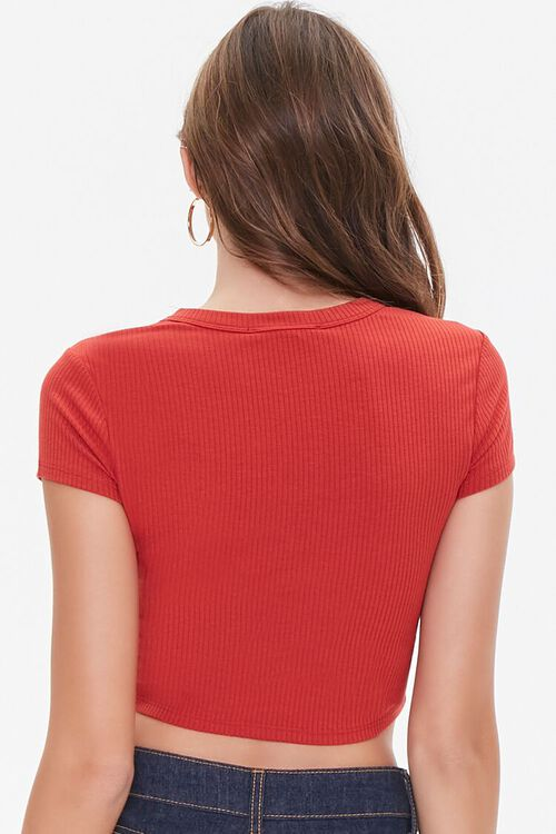 Ribbed Seamed Bustier Top, image 3