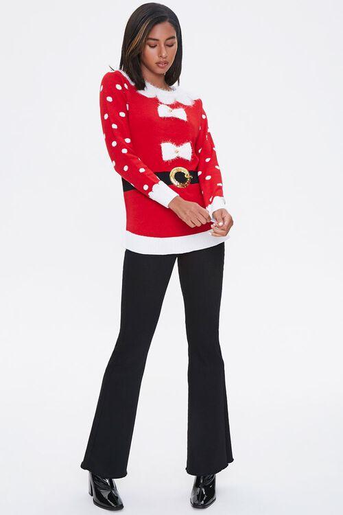 Santa Sweater Dress, image 4