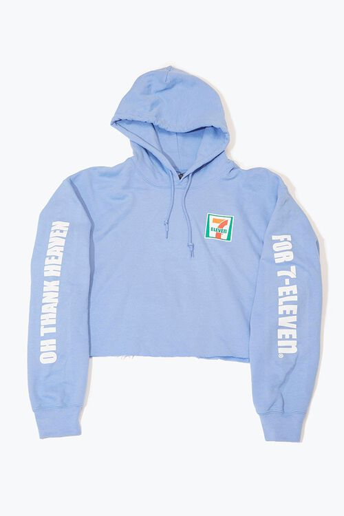 Plus Size 7-Eleven Graphic Hoodie, image 3