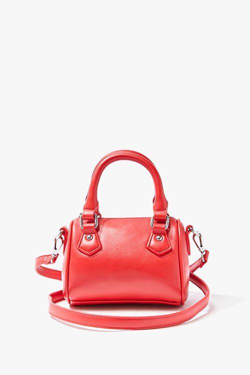 Convertible Zip-Top Crossbody Bag, image 1
