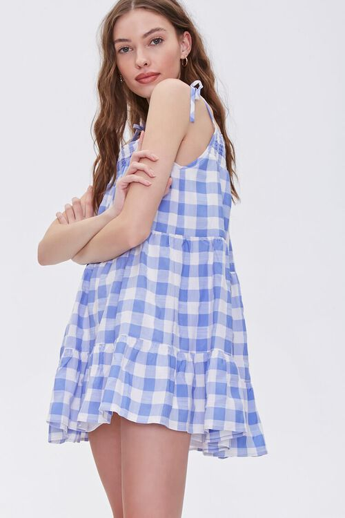 Gingham Mini Dress, image 5