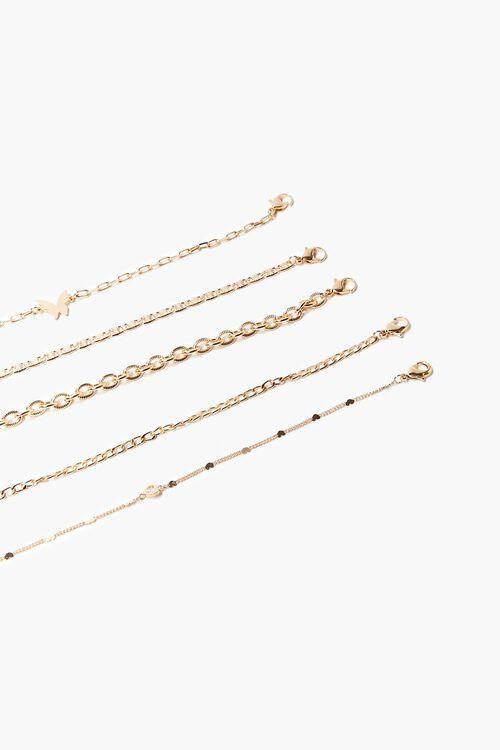 Butterfly Charm Bracelet Set, image 2