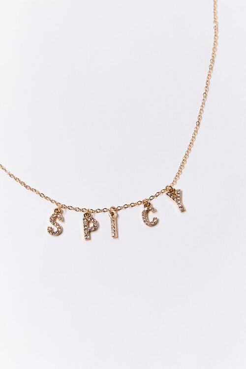 Spicy Charm Necklace, image 1