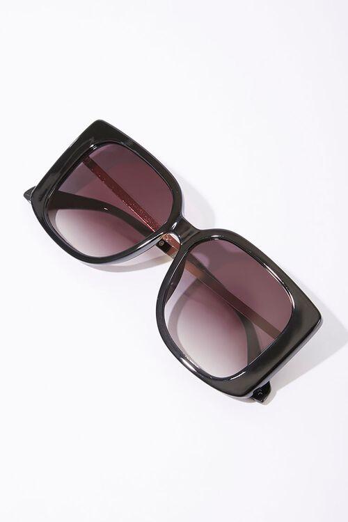 Tortoiseshell Square Sunglasses, image 3