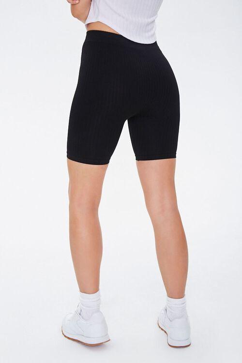 Ribbed Biker Shorts, image 4