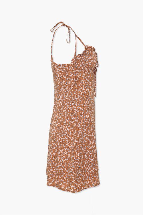 Ruffled Floral Cami Dress, image 2