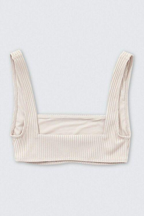 Ribbed Bikini Top, image 2