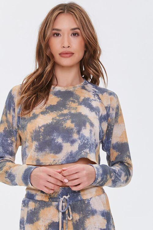 Bleached Cloud Wash Lounge Top, image 1