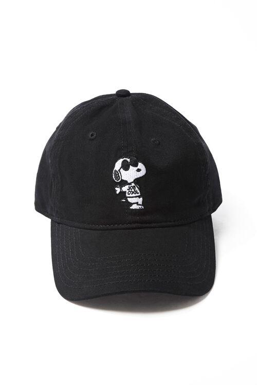Snoopy Graphic Dad Cap, image 1