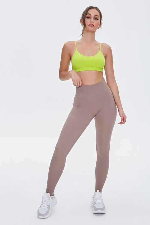 Active High-Rise Leggings, image 1