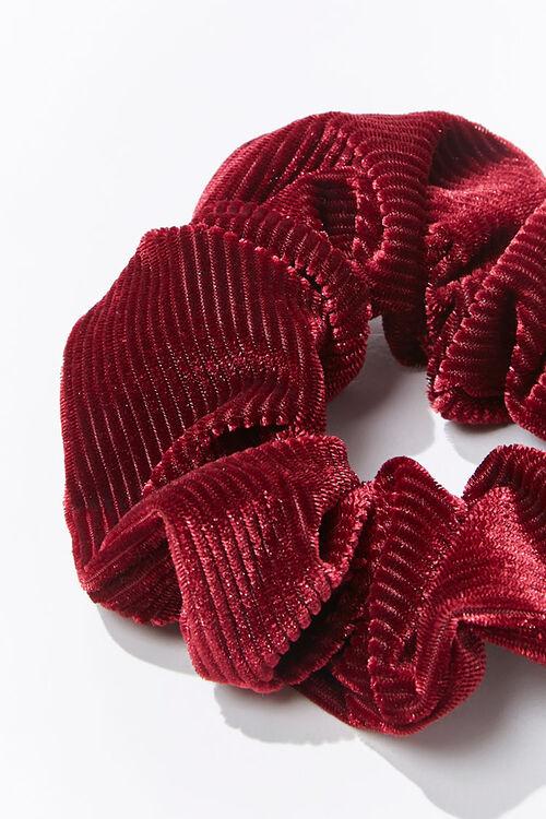Ribbed Velvet Scrunchie, image 2