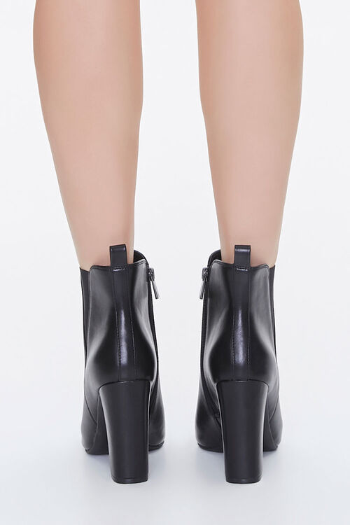 Pointed-Toe Chelsea Boots, image 3