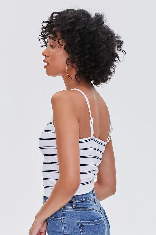 Striped Scoop-Neck Cami, image 2