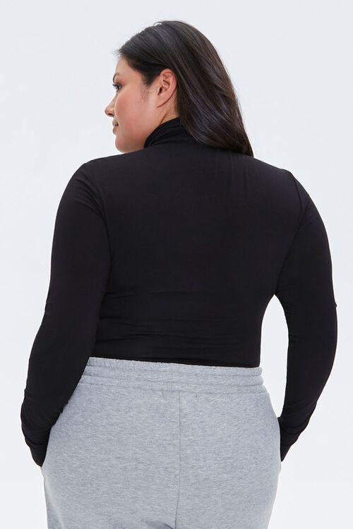 Plus Size Offline Bodysuit, image 3