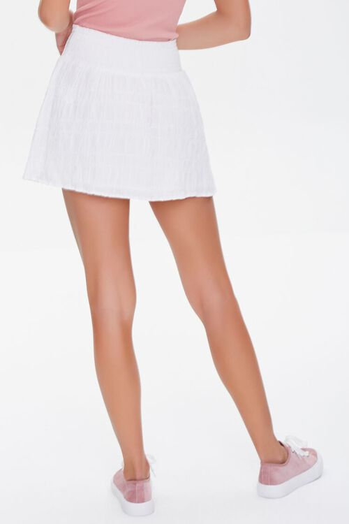 Textured Mini Skirt, image 4