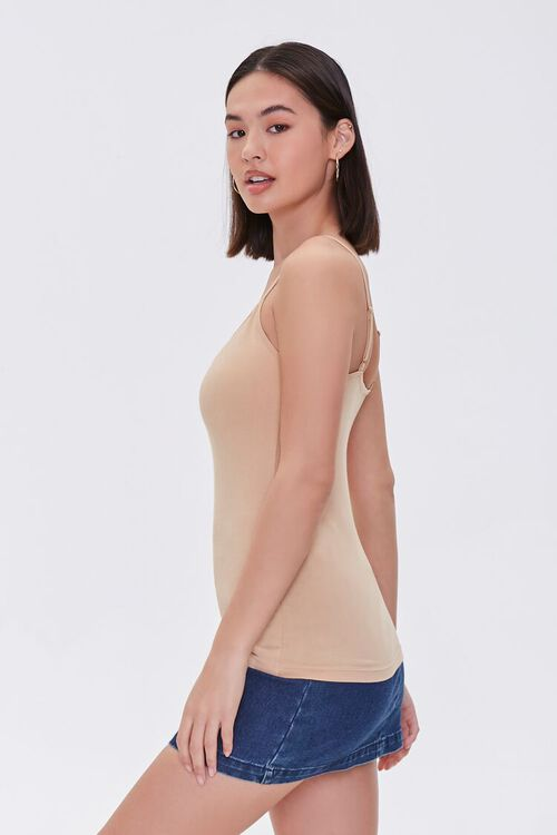 NUDE Organically Grown Cotton Scoop Neck Cami, image 2
