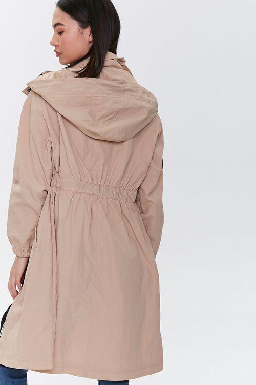 Hooded Longline Jacket, image 4