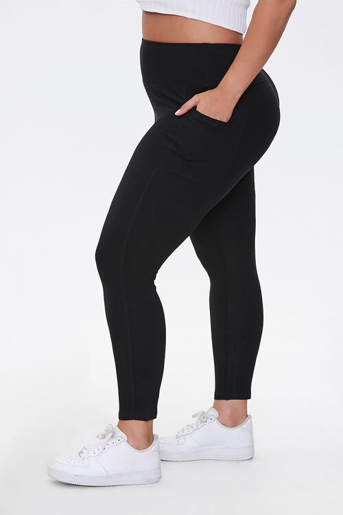 Plus Size Ornate Leggings Set, image 4