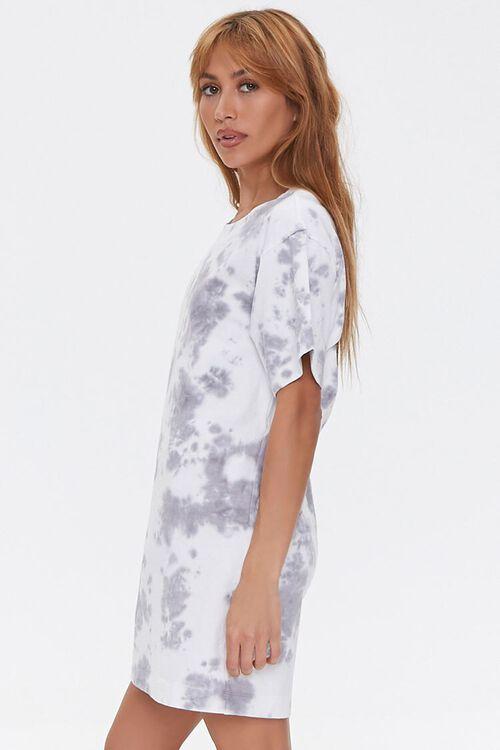 Tie-Dye Cutout T-Shirt Dress, image 3