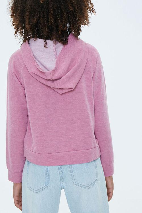 Girls Tulip-Hem Hoodie (Kids), image 3