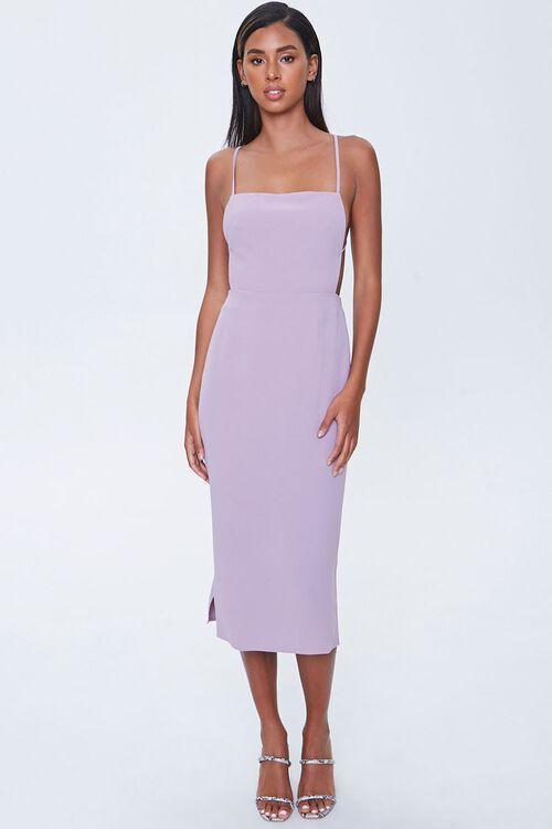 Tie-Back Slip Dress, image 4
