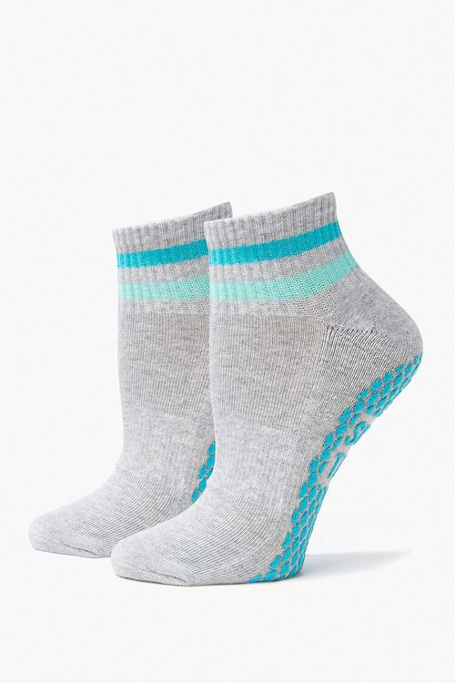 Sweet Thing Graphic Textured Ankle Socks, image 1