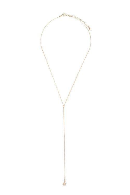 GOLD Star Charm Necklace Set, image 3