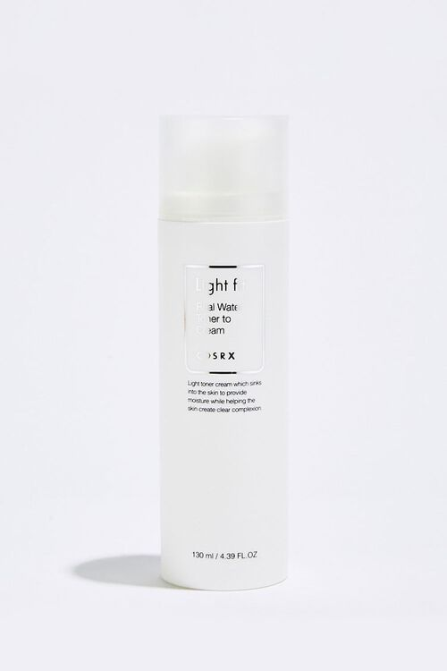 Light Fit Real Water Toner To Cream, image 1