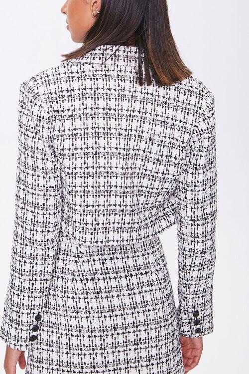 Tweed Cropped Blazer, image 3