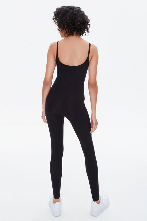 Fitted Cami Strap Jumpsuit, image 3