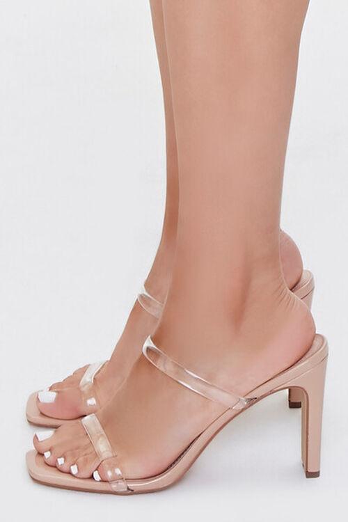 Square Toe Block Heels, image 2