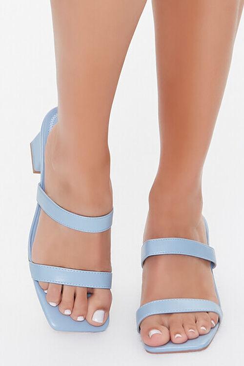 Square-Toe Block Heels, image 4