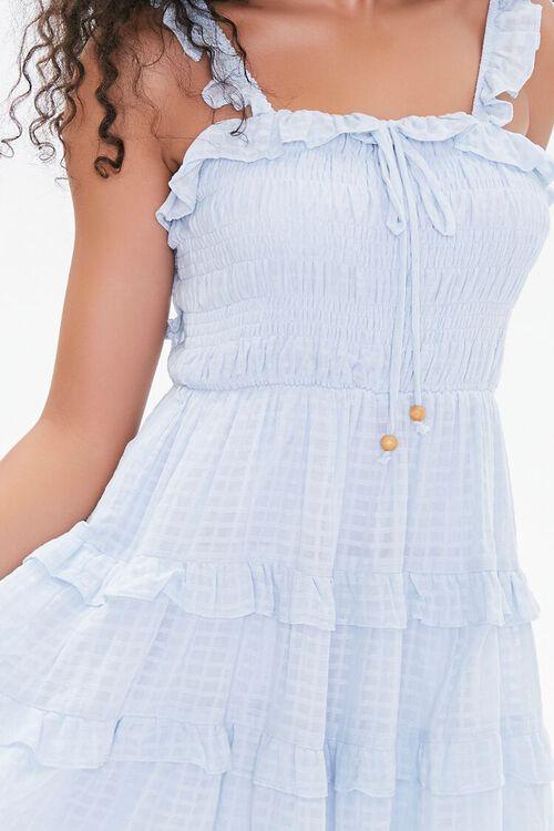 Ruffled Tiered Cutout Dress, image 5
