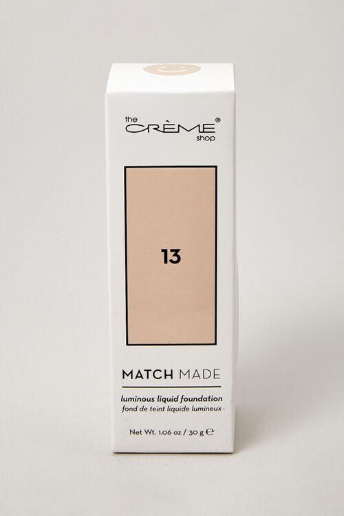 Match Made Luminous Liquid Foundation, image 3
