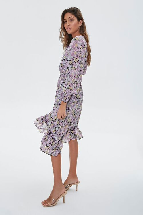 Floral High-Low Dress, image 4