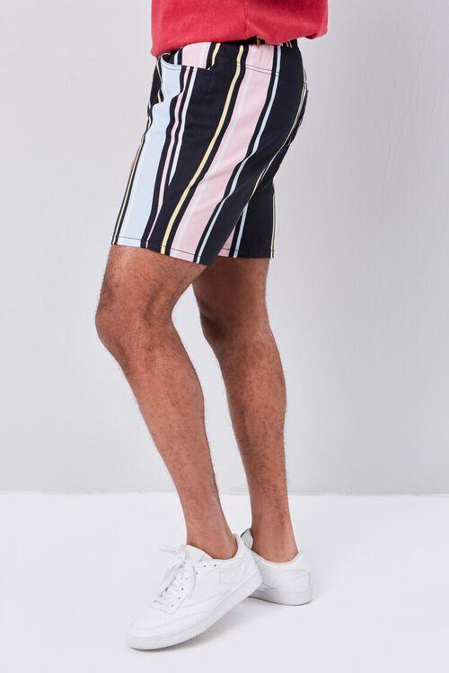 Striped Drawstring Shorts, image 2