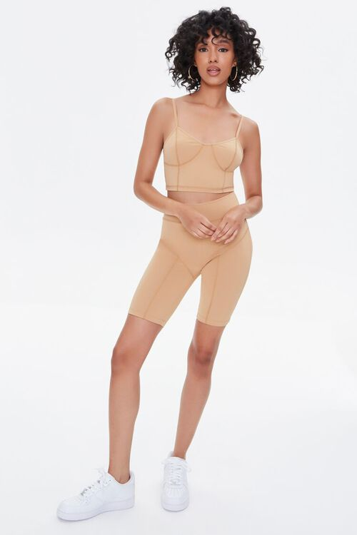 NUDE Seamed Cropped Cami, image 4