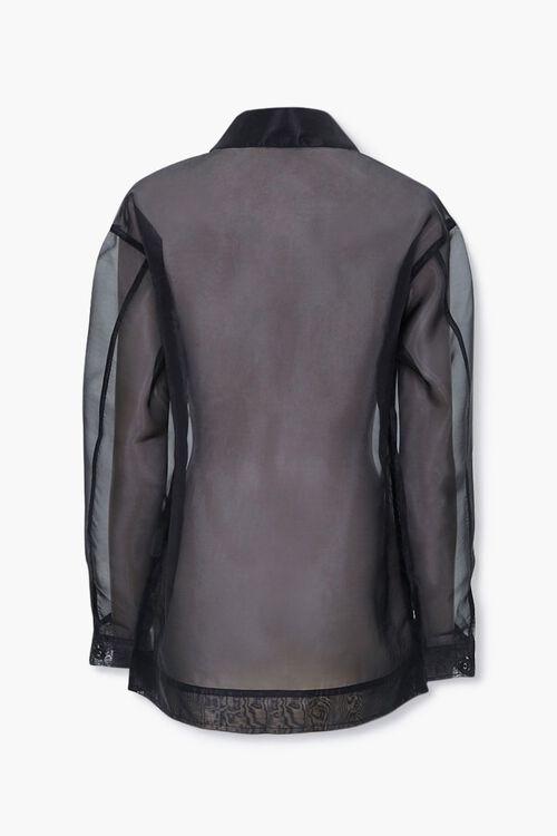 Sheer Organza Jacket, image 2