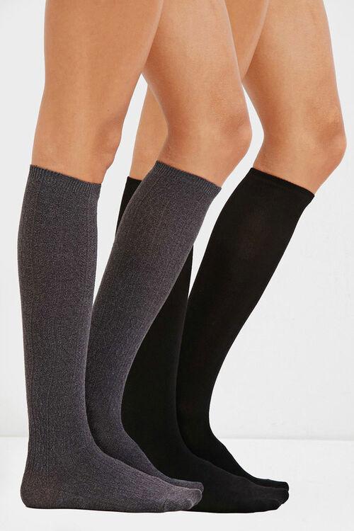 Knee-High Socks - 2 Pack, image 1