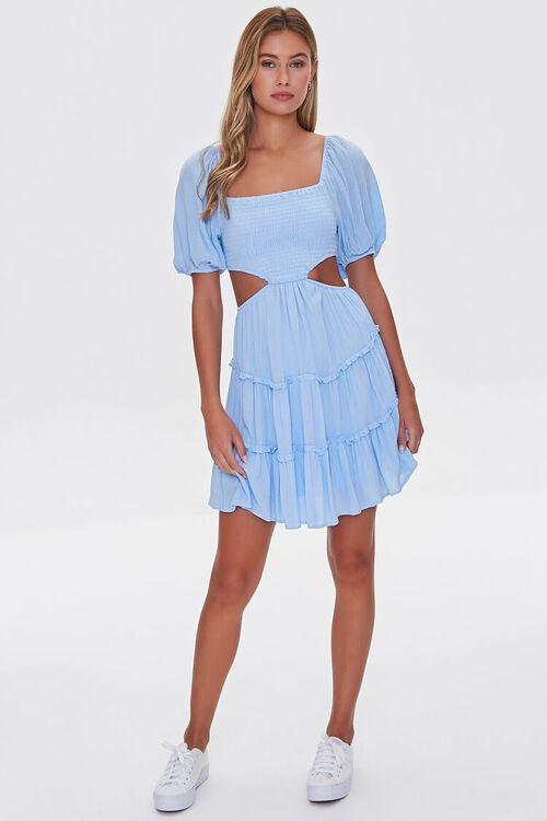 Cutout Mini Dress, image 4