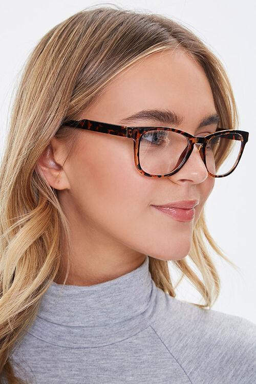 Tortoiseshell Reader Glasses, image 1