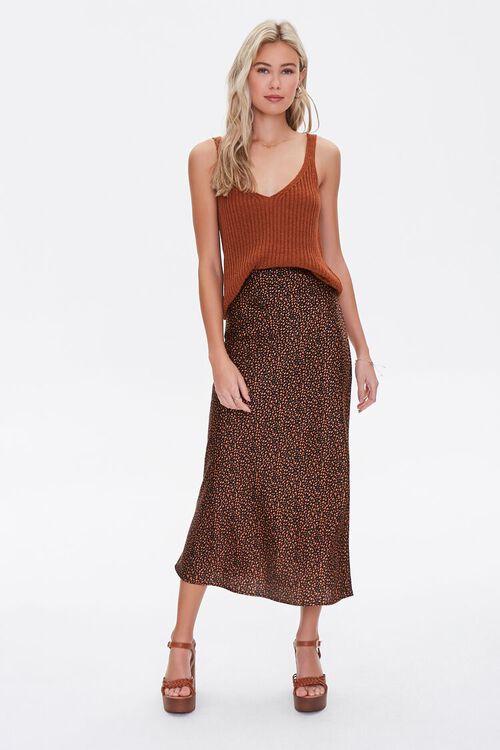 Sweater-Knit Tank Top, image 4